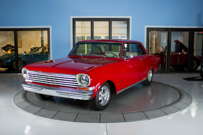 1963 Chevrolet Nova SS 1