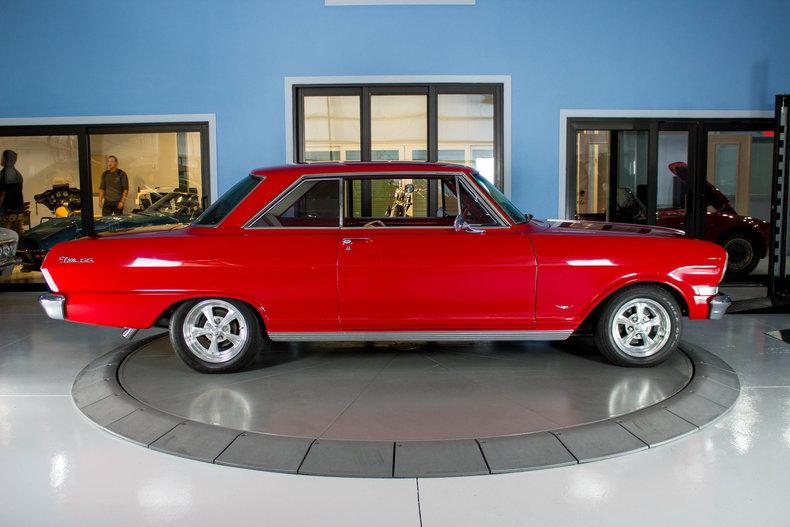 1963 Chevrolet Nova SS 6