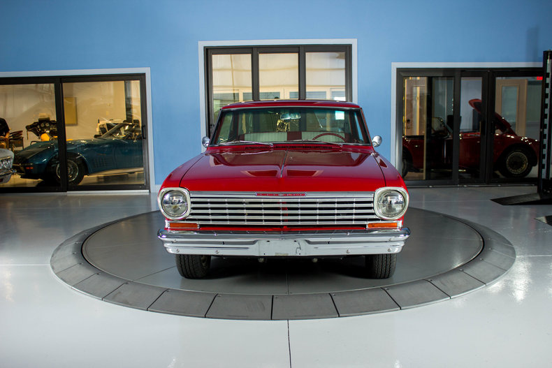 1963 Chevrolet Nova SS 8