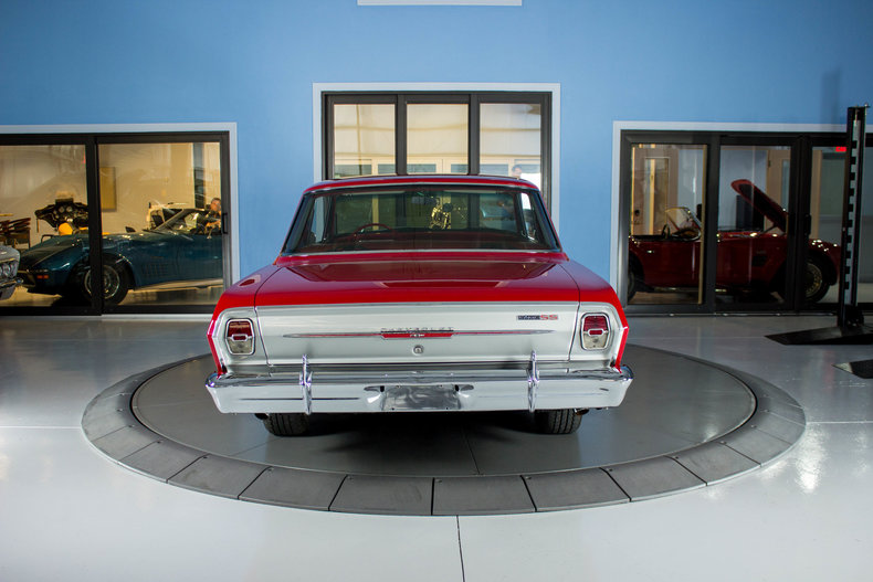 1963 Chevrolet Nova SS 4