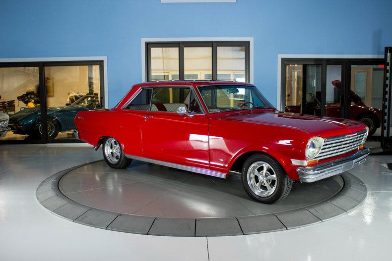 1963 Chevrolet Nova SS 7