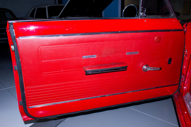1963 Chevrolet Nova SS 11