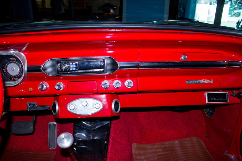 1963 Chevrolet Nova SS 17