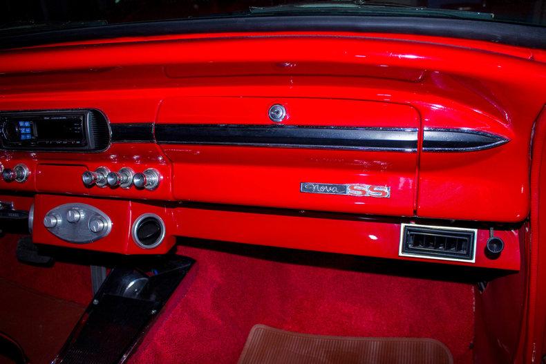 1963 Chevrolet Nova SS 26