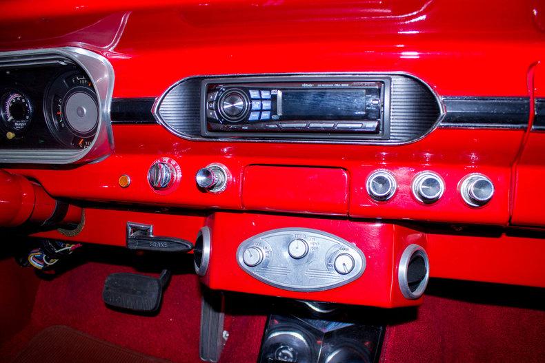 1963 Chevrolet Nova SS 32