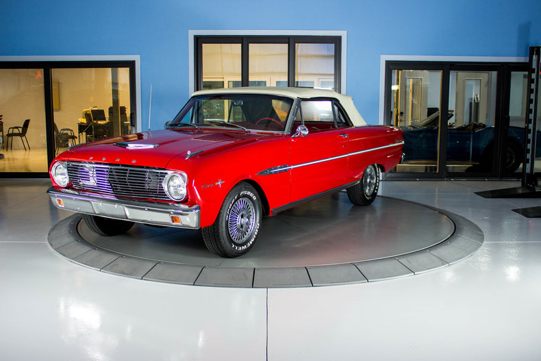 1963 Ford Falcon