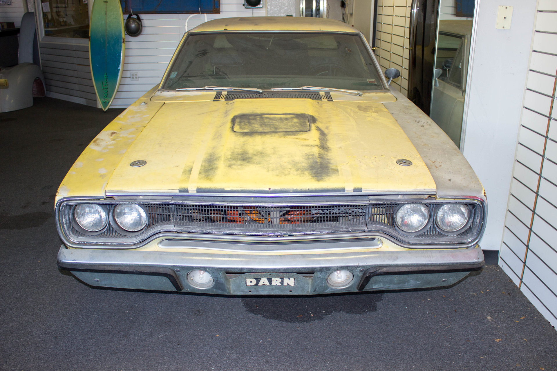 29312001ea7d hd 1970 plymouth r code hemi road runner
