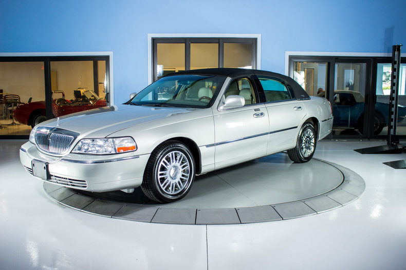 2008 Lincoln Town Car Signature Limited For Sale 86188 Mcg