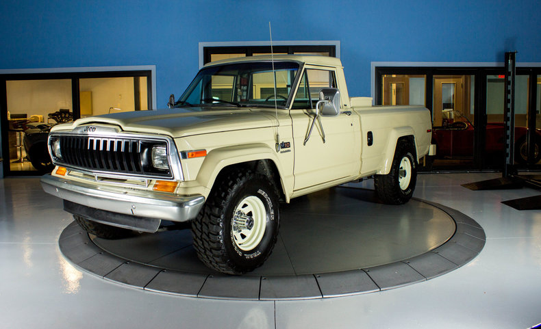 1984 jeep j series classic cars used cars for sale in tampa fl. Black Bedroom Furniture Sets. Home Design Ideas