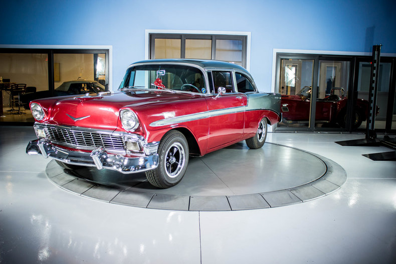 1956 Chevrolet Bel Air Classic Cars Amp Used Cars For Sale