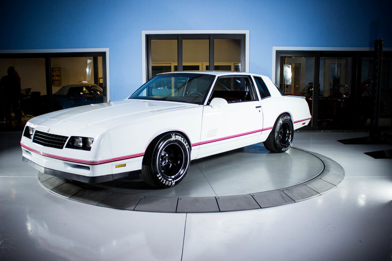 1987 Chevrolet Monte Carlo Ss Classic Cars Used Cars For Sale In