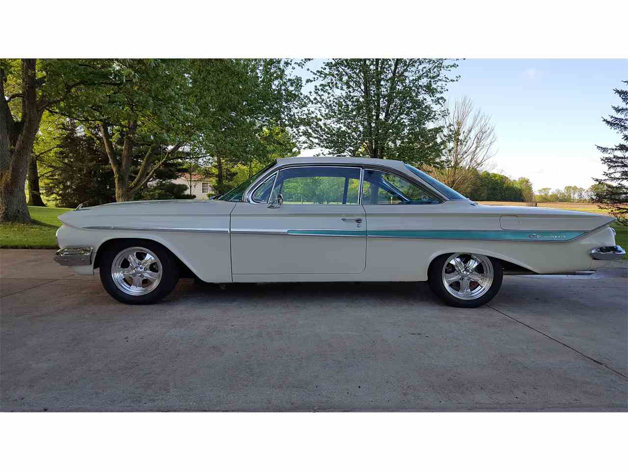 1961 Chevrolet Bubbletop Classic Cars Used For Sale In Chevy Impala Ss