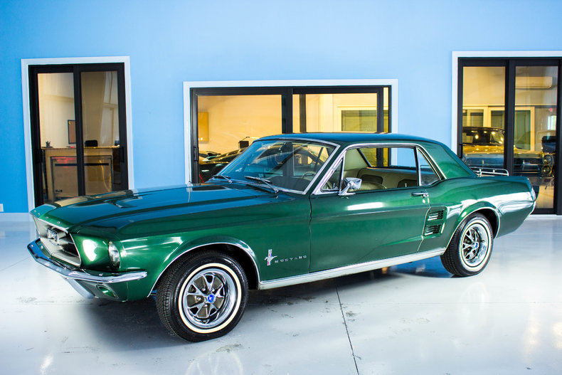 1967 FORD MUSTANG SPORT SPRINT MODEL 289   Classic Cars
