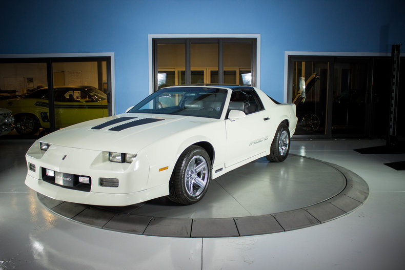1988 Chevrolet Camaro Iroc Z Classic Cars Amp Used Cars For Sale In Tampa Fl