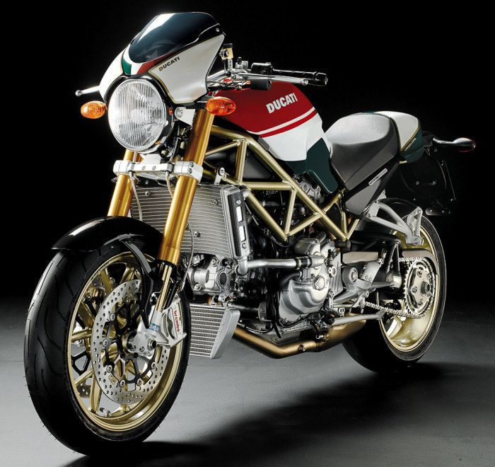 2008 Ducati Monster S4rs Tricolore Classic Cars Used Cars For
