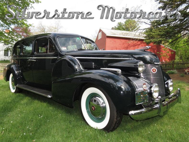 1939 Cadillac Fleetwood Ebay