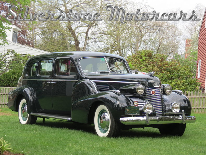 1939 Cadillac Fleetwood | Silverstone Motorcars
