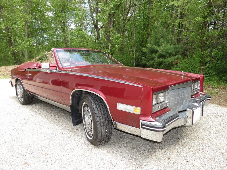 1984 Cadillac Eldorado Silverstone Motorcars