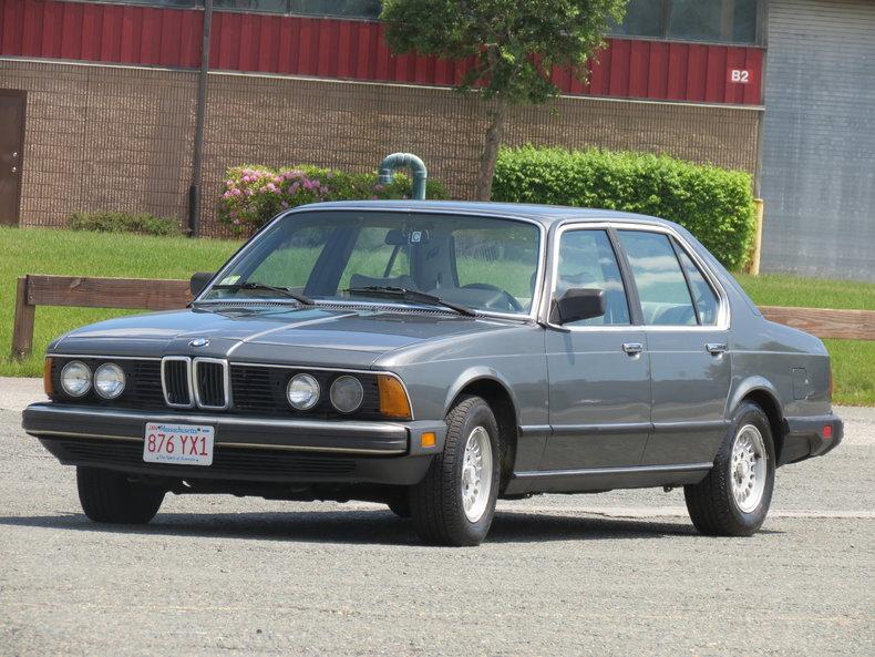 1984 BMW 733i