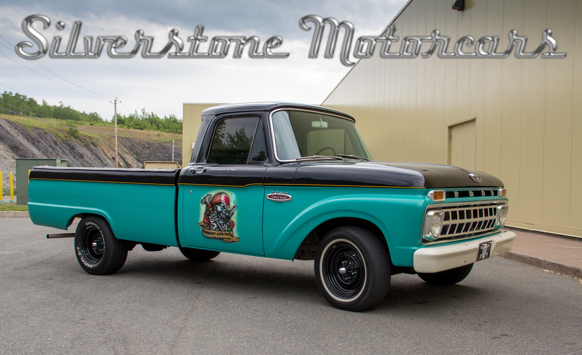1965 Ford F100 ...