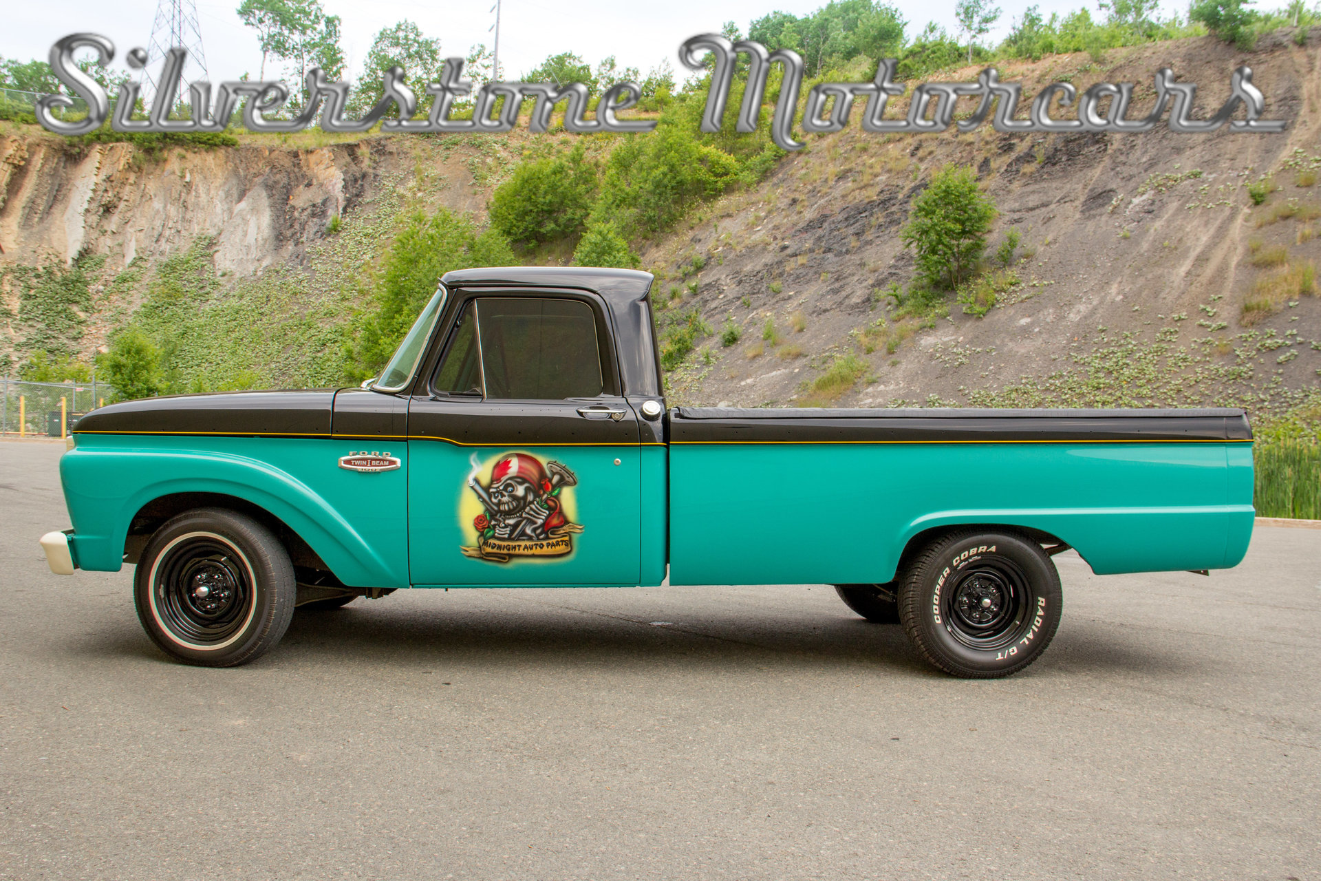 ... 1965 Ford F100 ...