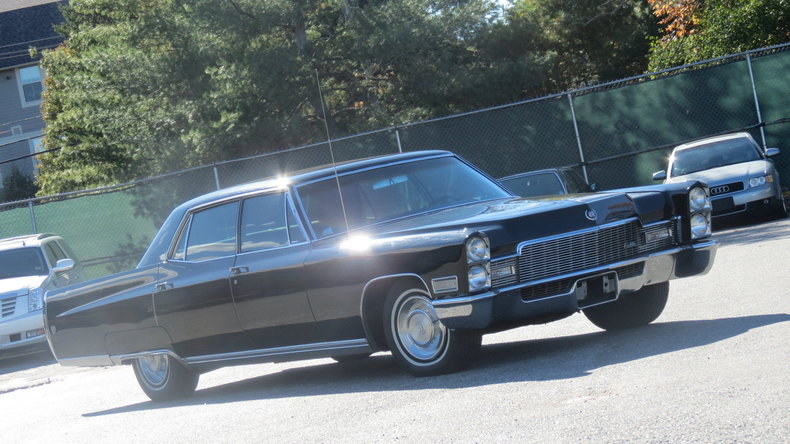 1968 Cadillac Sixty Special