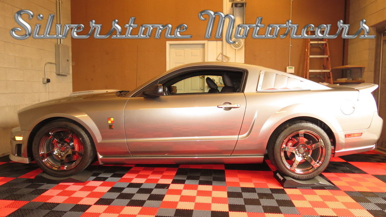 2009 ford mustang p 51 for sale 9421 mcg. Black Bedroom Furniture Sets. Home Design Ideas