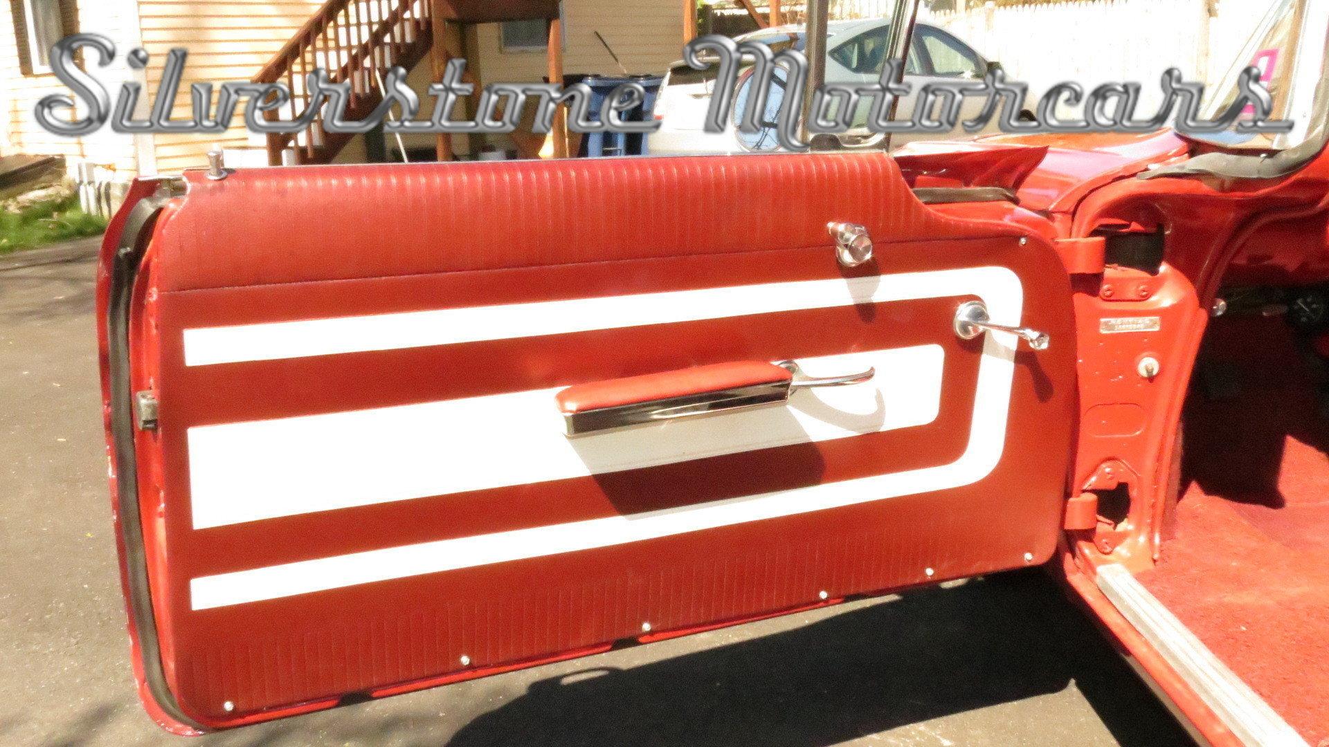 1960 Pontiac Catalina Silverstone Motorcars 2 Door