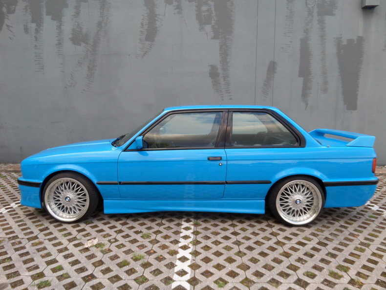 1991 bmw 318is silverstone motorcars. Black Bedroom Furniture Sets. Home Design Ideas