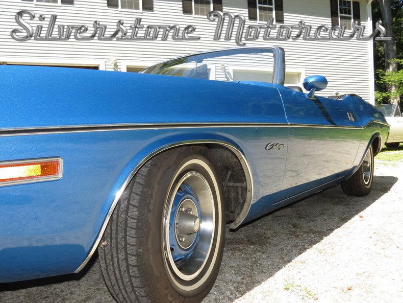 100323 | 1971 Dodge Challenger | Silverstone Motorcars, LLC