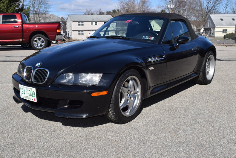 2001 BMW M Roadster