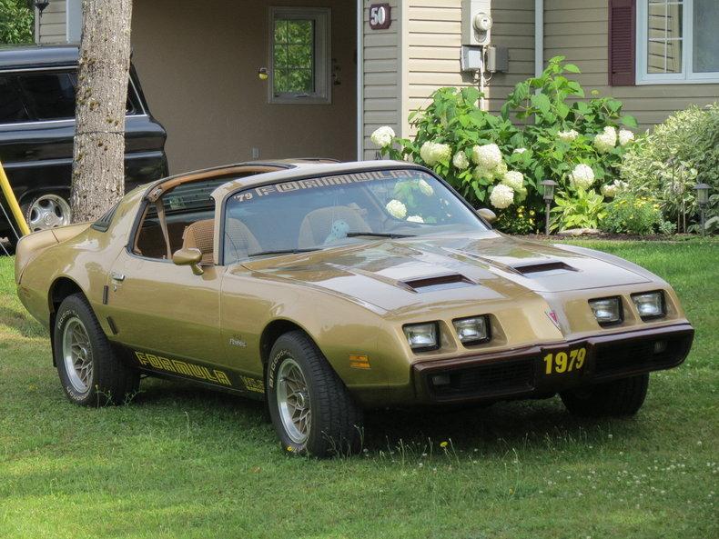 1979 Pontiac Formula