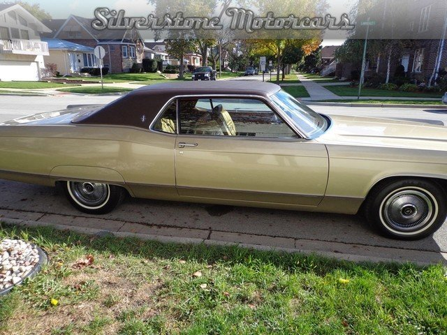 1970 Lincoln Continental Silverstone Motorcars