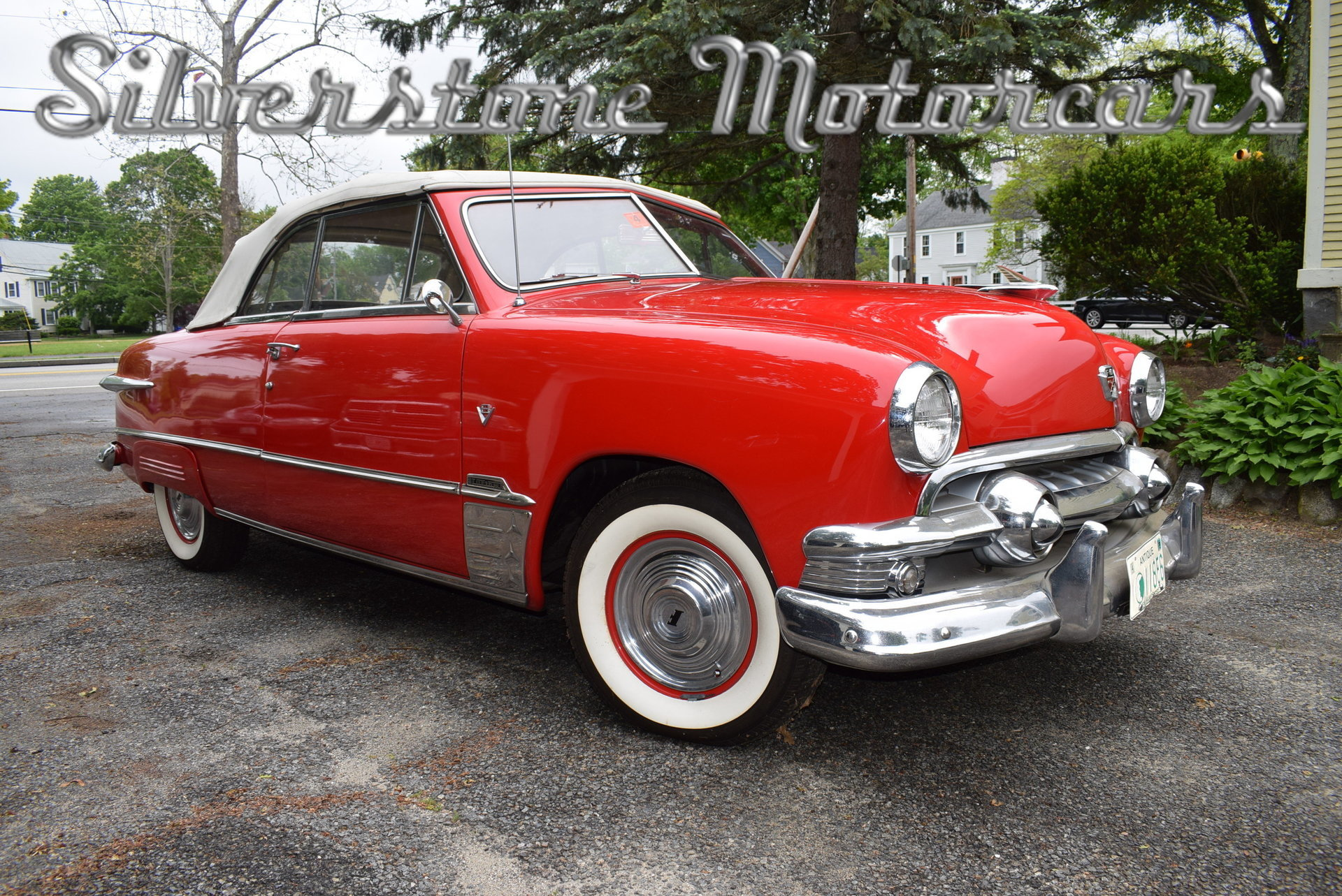 1951 Ford Custom Deluxe Silverstone Motorcars 1949 Crown Victoria