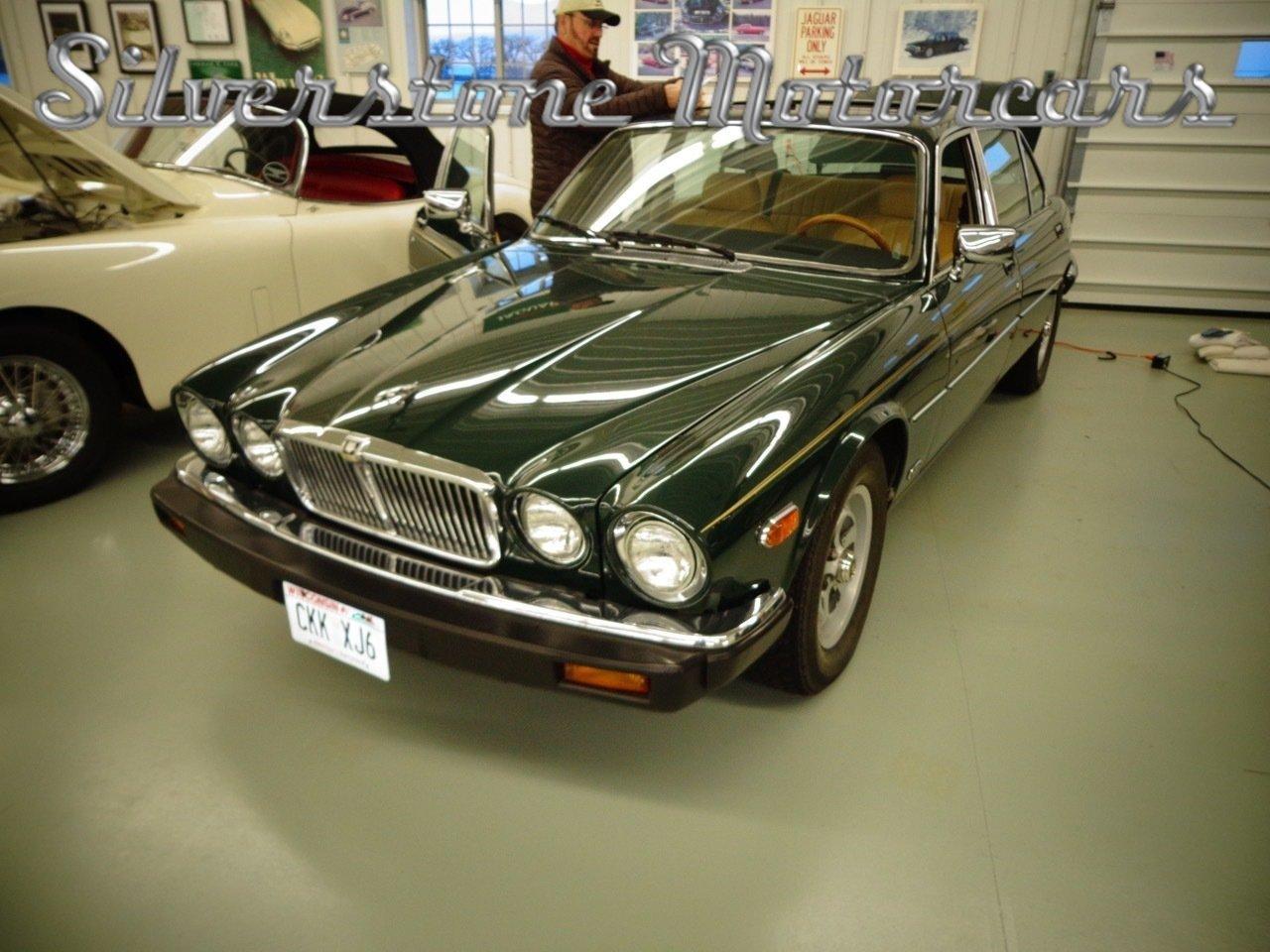Good ... 1986 Jaguar XJ6 ...