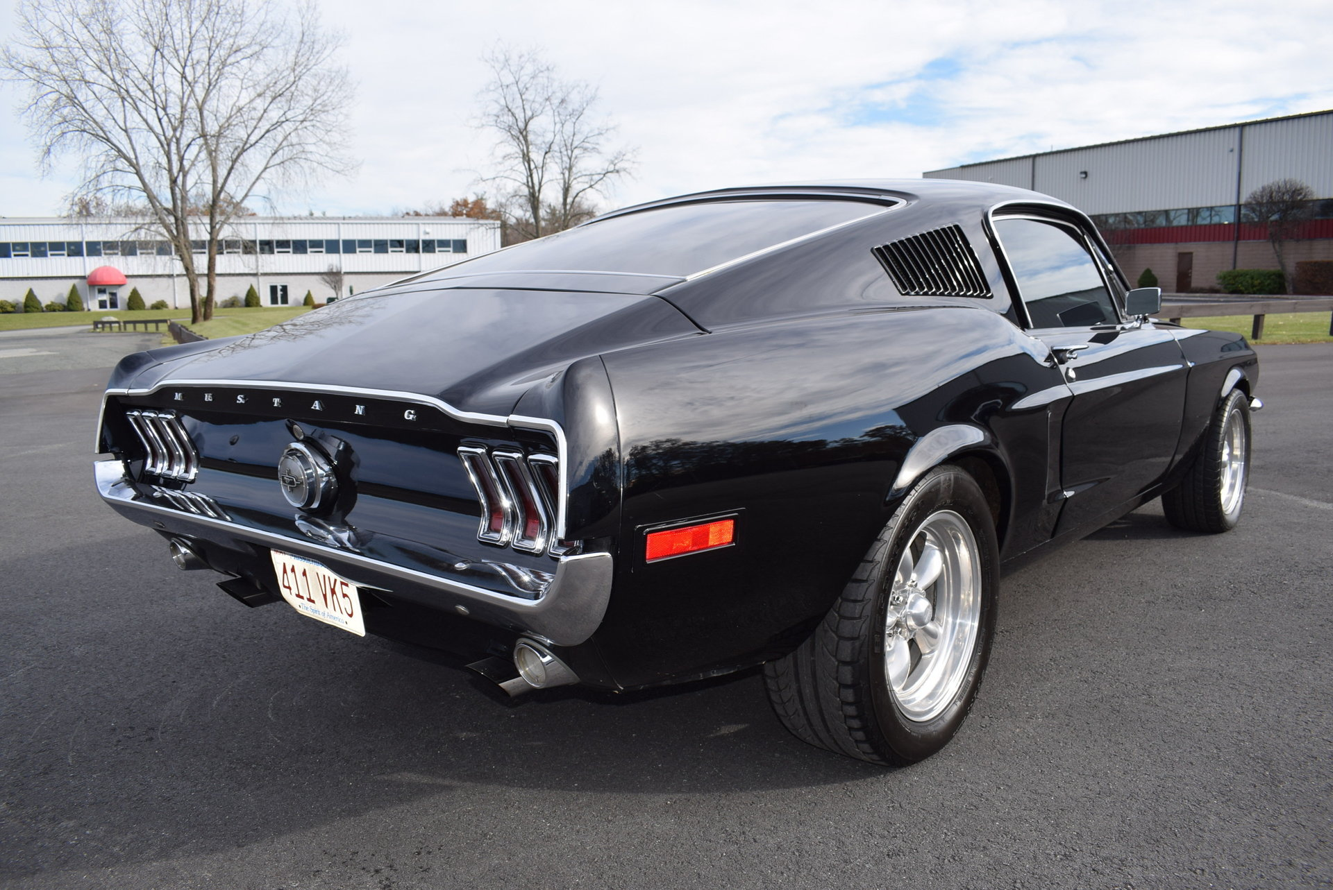 1968 Mustang Fastback For Sale