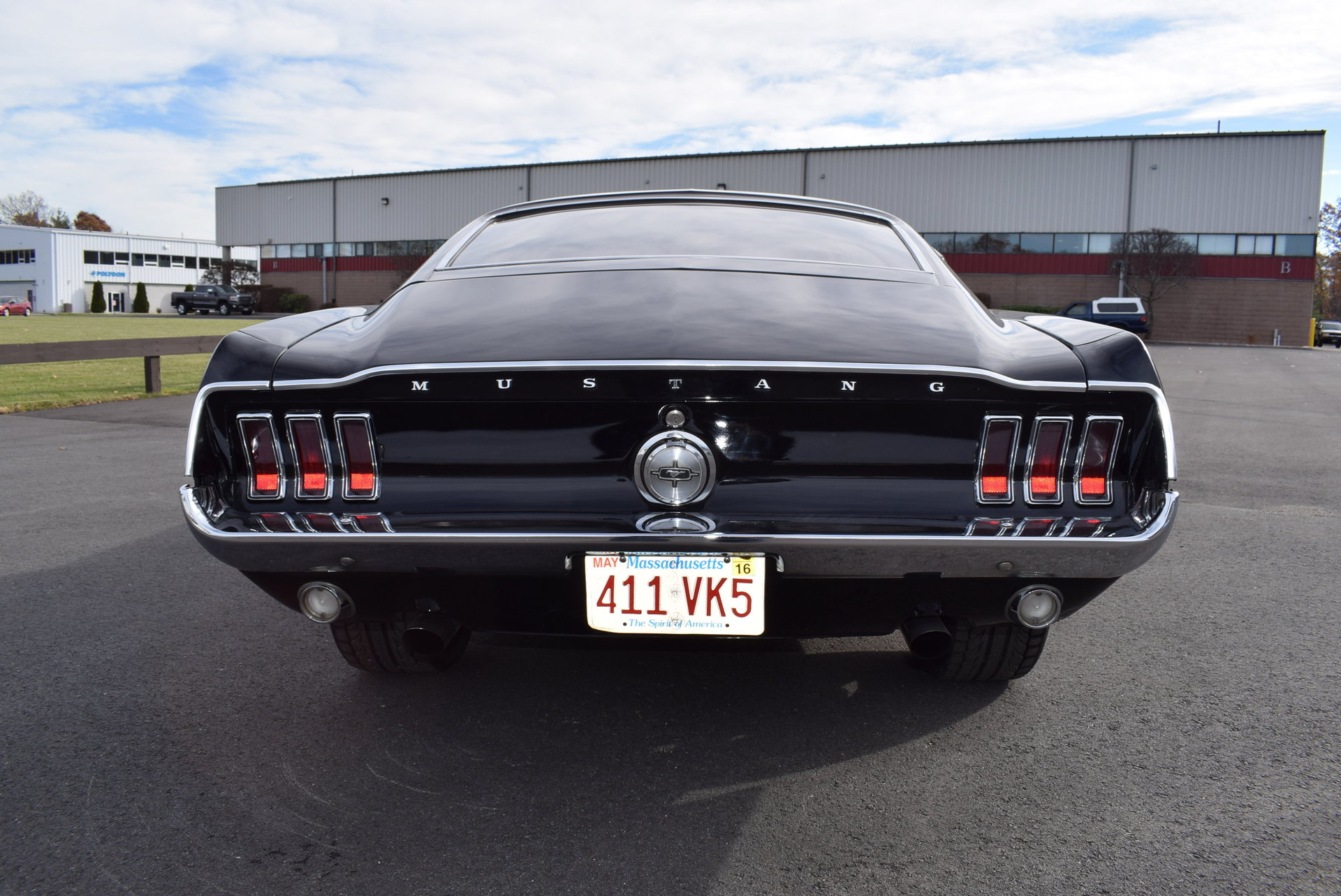 1968 Ford Mustang Silverstone Motorcars