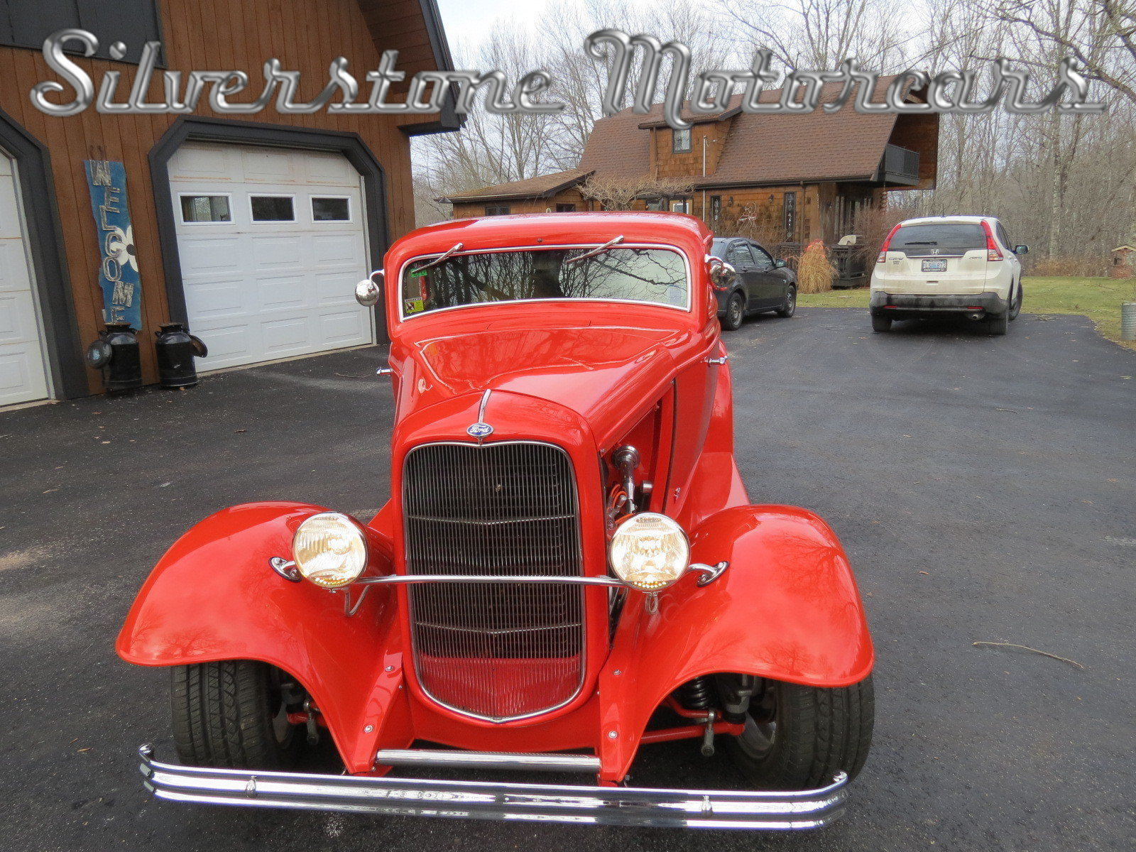 1932 Ford Coupe Silverstone Motorcars Fuel Filter