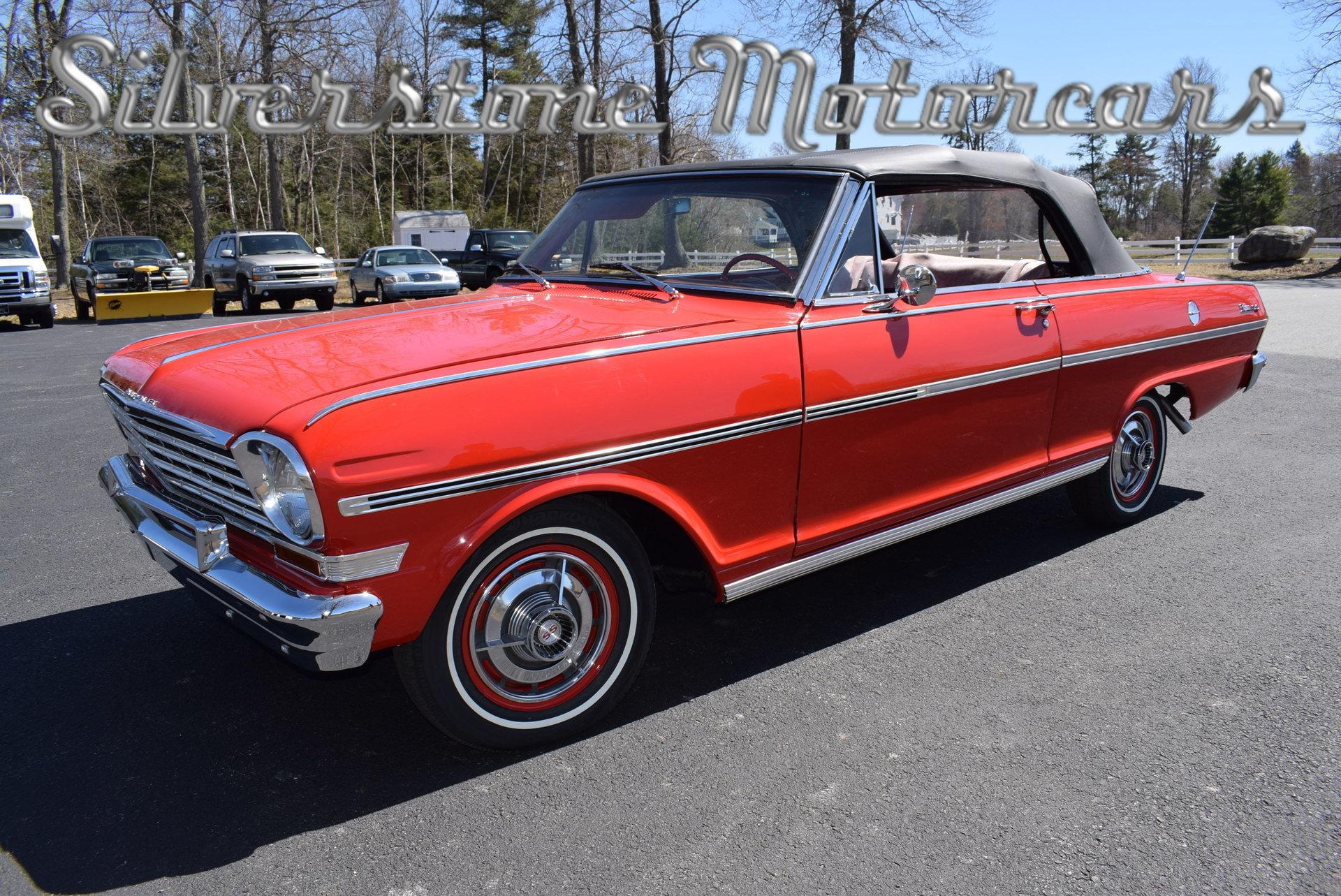 1963 Chevrolet Nova ...
