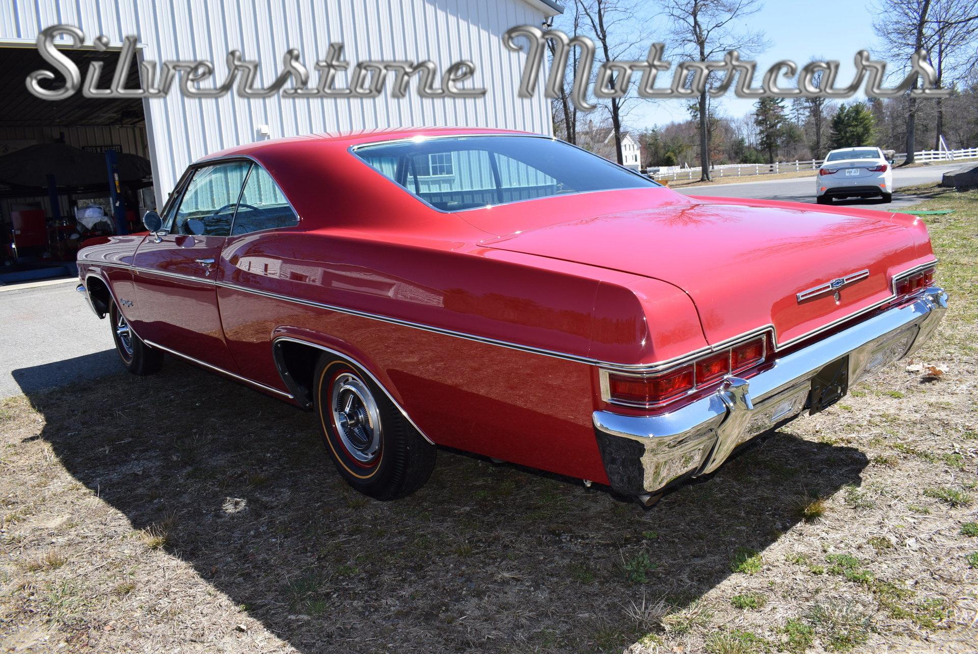 1966 Chevrolet Impala Silverstone Motorcars Ss