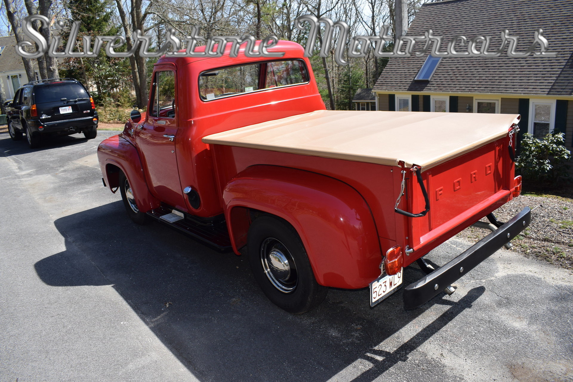 1955 Ford F100 For Sale 87400 Mcg Pick Up