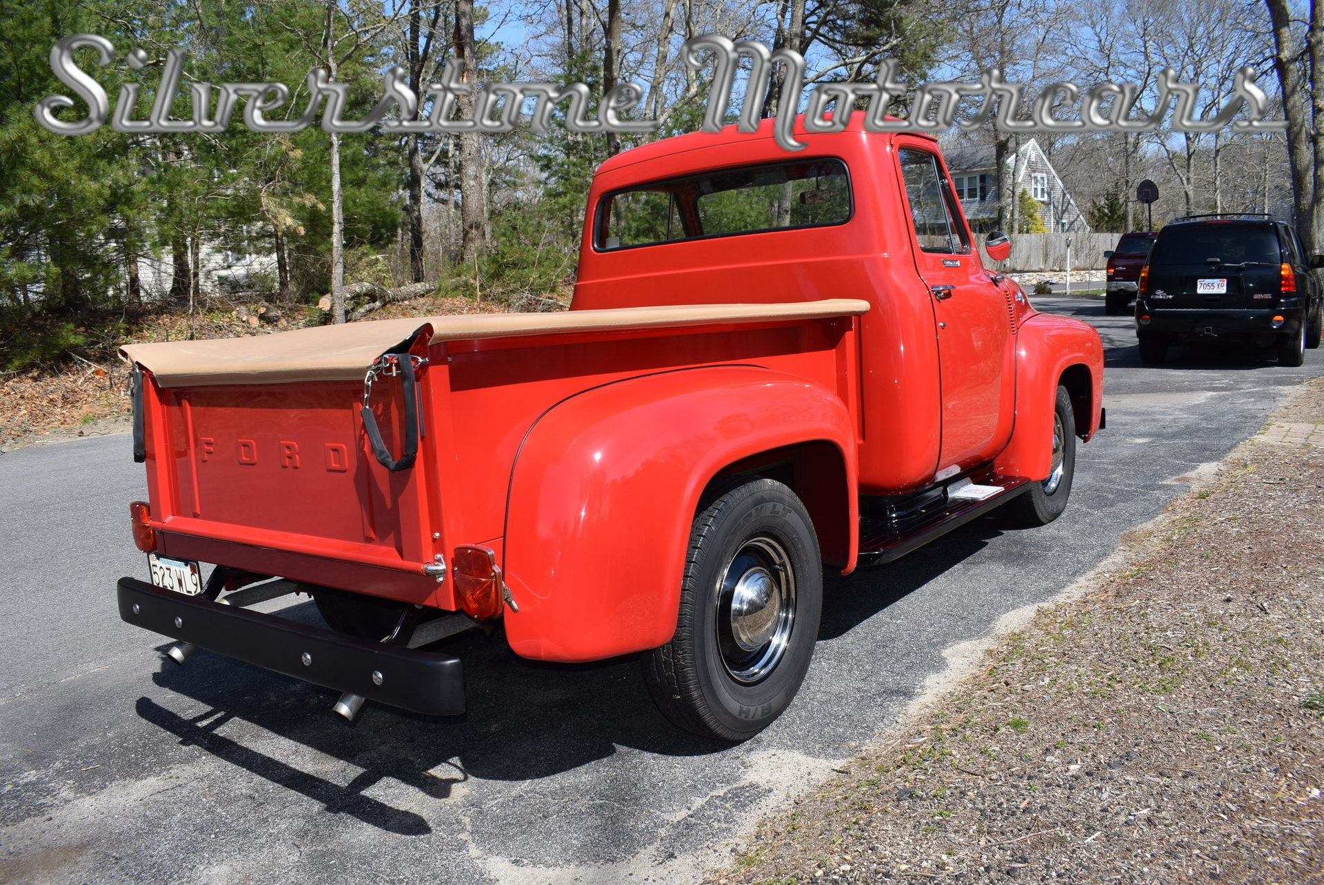 1955 Ford F100 Silverstone Motorcars Pick Up