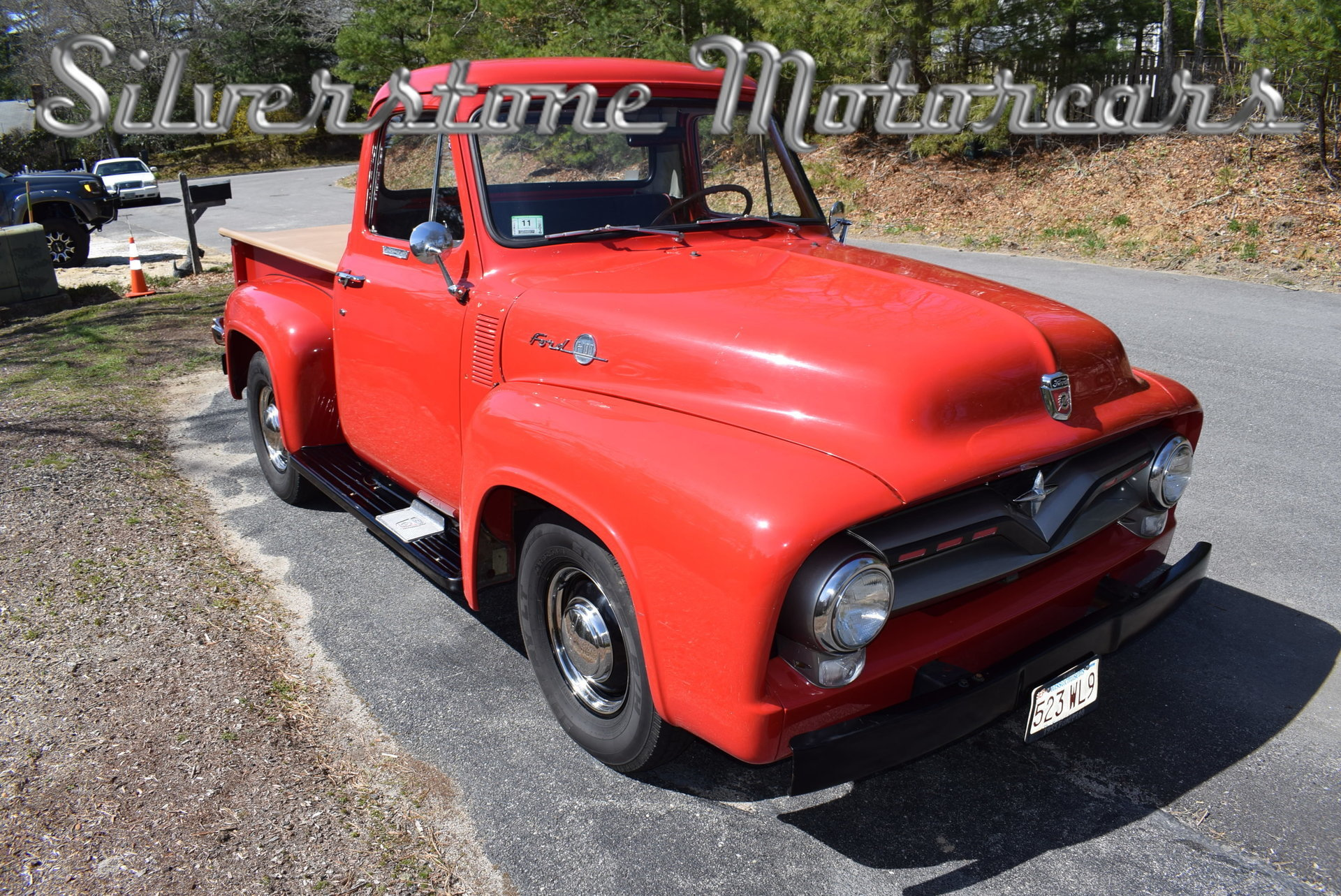1955 Ford F100 Silverstone Motorcars Sale