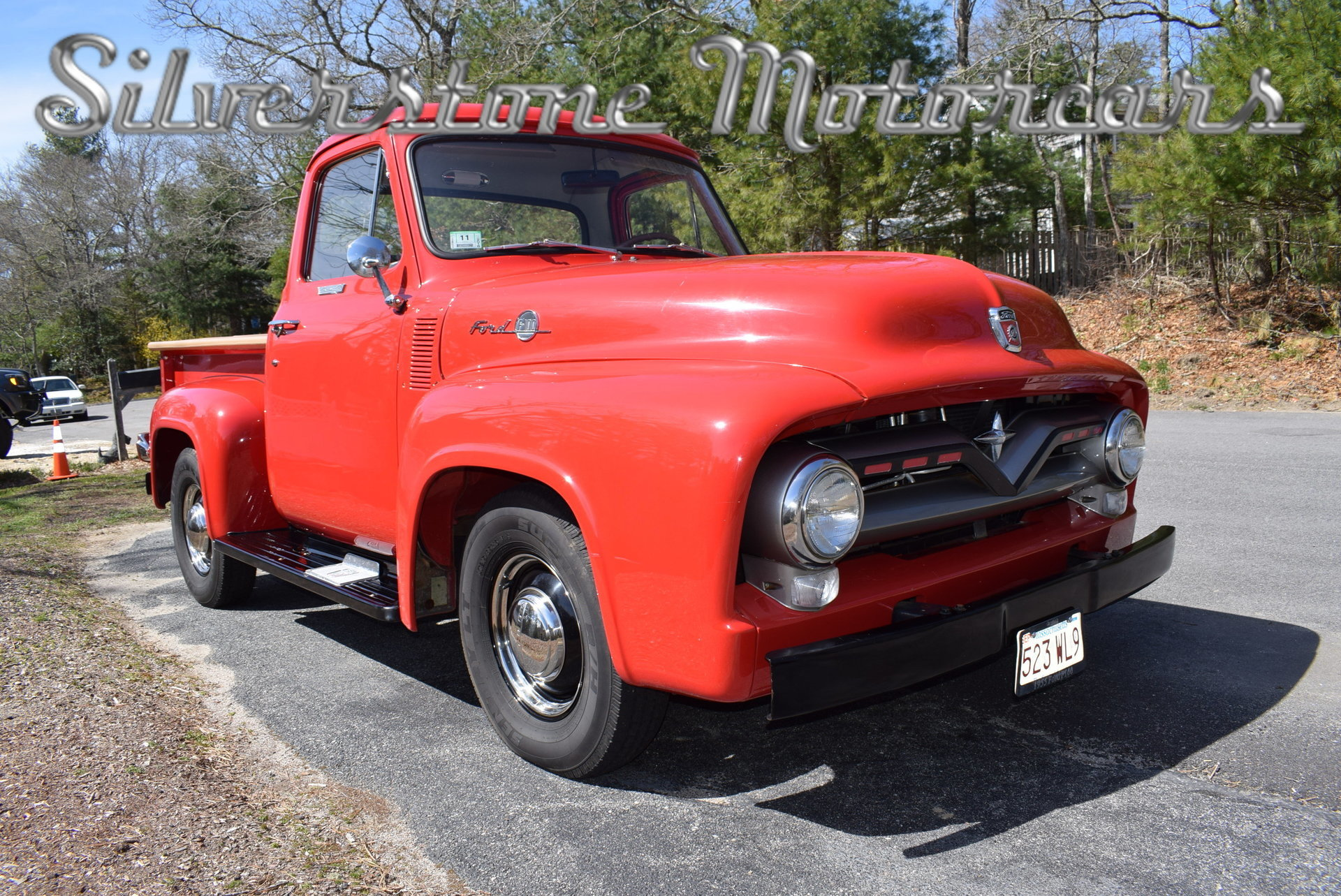 1955 Ford F100 Silverstone Motorcars Pick Up For Sale