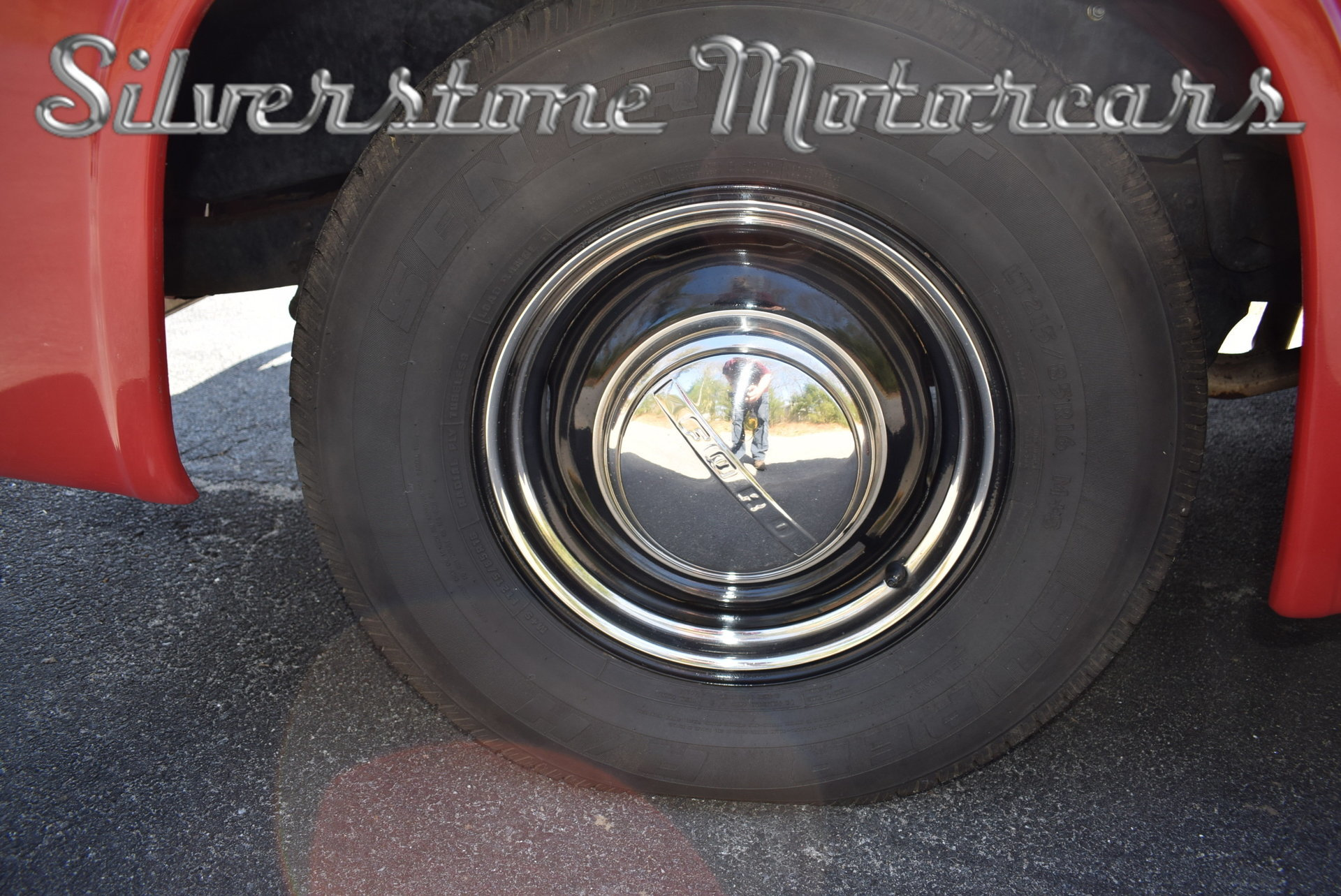 1955 Ford F100 Silverstone Motorcars Wheels