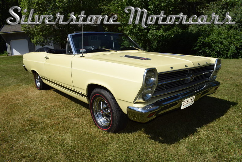 1966 Ford Fairlane GTA | eBay