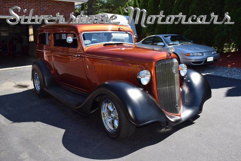 1934 Plymouth DE