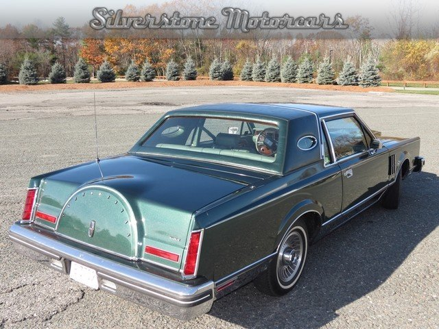 1980 Lincoln Continental | Silverstone Motorcars
