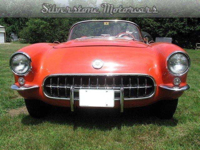 1956 Chevrolet Corvette Silverstone Motorcars