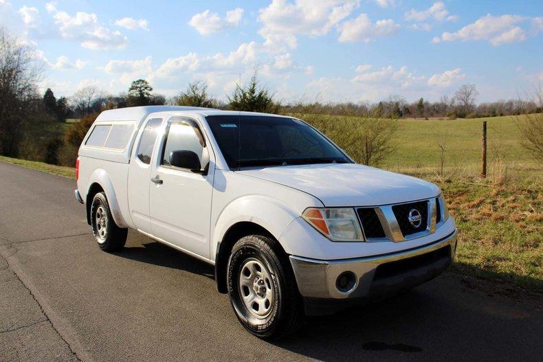 2007 Nissan Frontier 2007 Nissan Frontier ...
